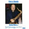 Bob Barnard Jazz Party 2004  – Danny Moss – Fine and Dandy – MOS 192