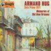 Armand Hug – Memories of Old New Orleans – HUG 357