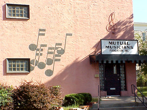 Mutual Musicians Foundation