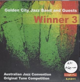 631 – Golden City Jazz Band and Guests – Winner 3